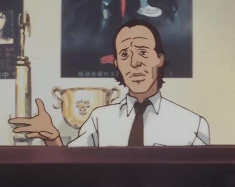 映画「パーフェクトブルー」のキャスト・登場人物:田所(たどころ
