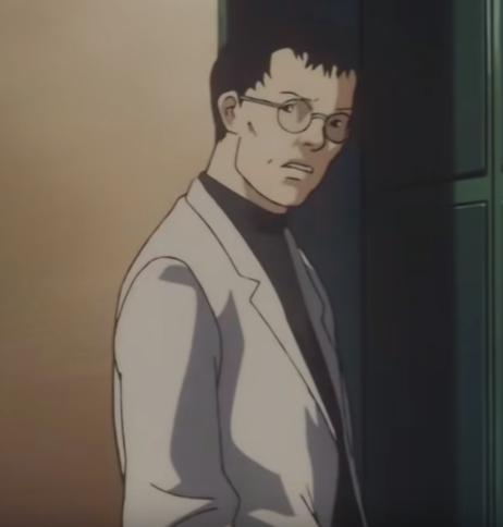 映画「パーフェクトブルー」のキャスト・登場人物:渋谷 貴雄(しぶや たかお)