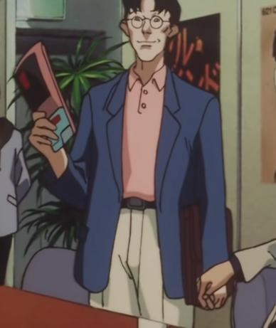映画「パーフェクトブルー」のキャスト・登場人物:矢田(やだ)