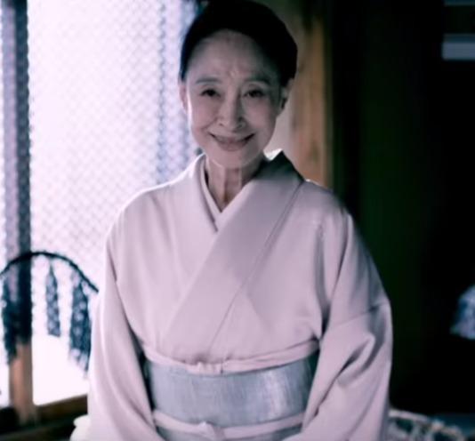 娼年の登場人物(キャスト):老女(江波杏子)