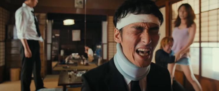 台風家族のあらすじ・感想・評価
