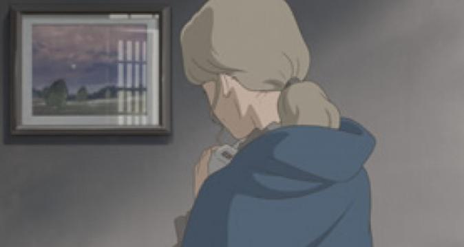 『思い出のマーニー』の登場人物(声優):杏奈の祖母