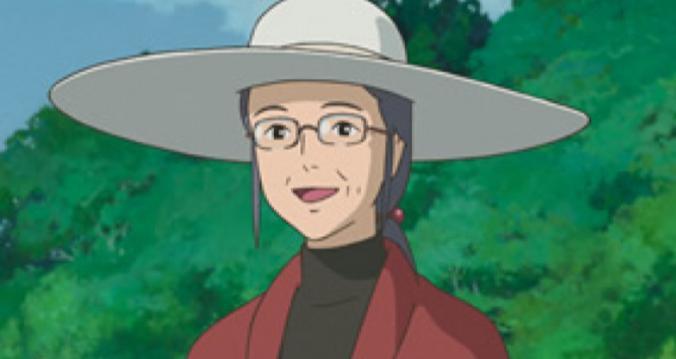 『思い出のマーニー』の登場人物(声優):久子(黒木瞳)