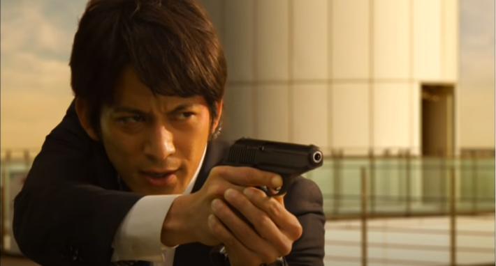 「SP 革命篇」の登場人物(俳優名):井上薫(岡田准一)