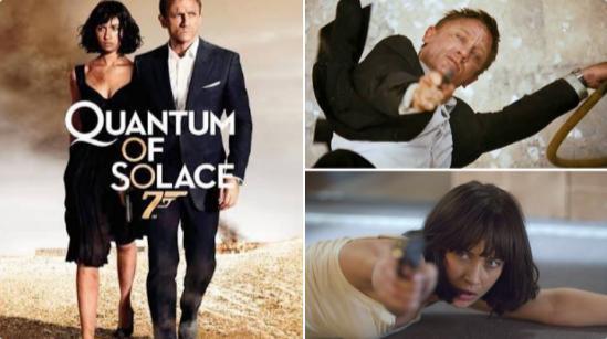 「007 慰めの報酬」の感想やみんなのレビュー(面白い?つまらない?)