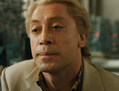 「007 スカイフォール」の登場人物(俳優名/声優名):ラウル・シルヴァ(ハビエル・バルデム/内田直哉)