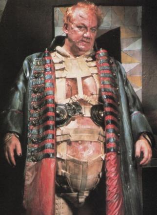 デューン/砂の惑星の登場人物:ウラディミール・ハルコネン男爵(ケネス・マクミラン)