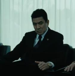 「アウトレイジ ビヨンド」の登場人物(俳優名):白山(名高達男)