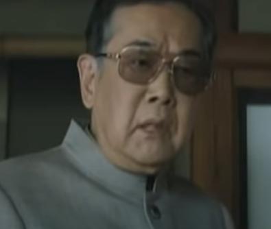 「アウトレイジ1」の登場人物(俳優名:関内(北村総一朗)