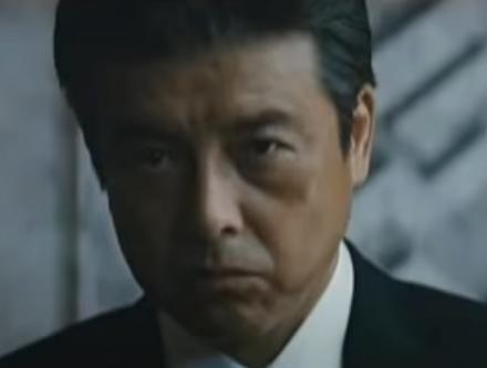 「アウトレイジ1」の登場人物(俳優名:加藤(三浦友和)
