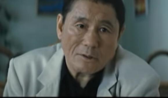 「アウトレイジ1」の登場人物(俳優名:大友(ビートたけし)
