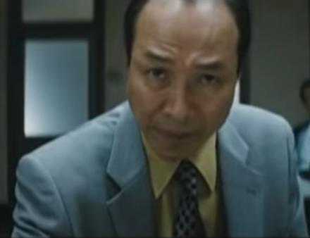 「アウトレイジ1」の登場人物(俳優名:片岡(小日向文世