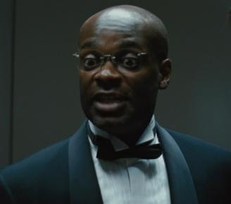 「アウトレイジ1」の登場人物(俳優名:グバナン共和国在日大使(ハーシェル・ペッパース)