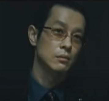 「アウトレイジ1」の登場人物(俳優名:石原(加瀬亮)