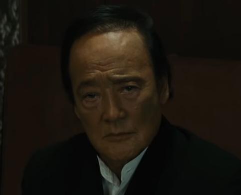 「アウトレイジ 最終章」の登場人物(俳優名):張(金田時男)