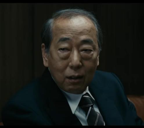 「アウトレイジ 最終章」の登場人物(俳優名):森島(岸部一徳)