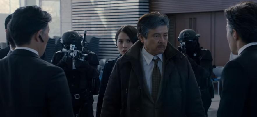 「AI崩壊」の登場人物(俳優名)