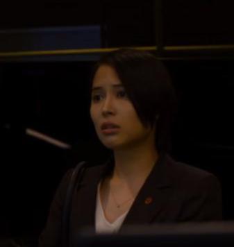 「AI崩壊」の登場人物(俳優名):奥瀬久未(広瀬アリス)