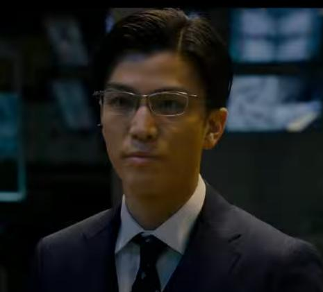 「AI崩壊」の登場人物(俳優名):桜庭誠(岩田剛典)