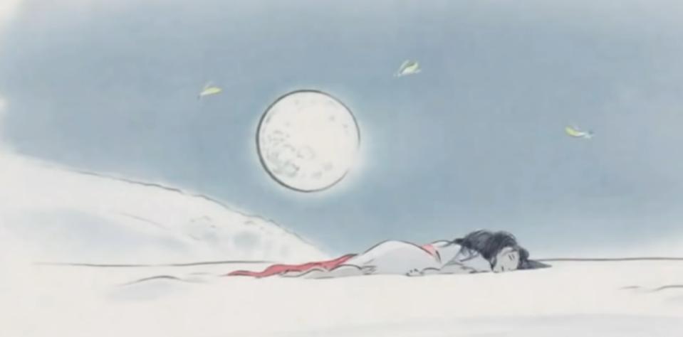 「かぐや姫の物語」の登場人物(俳優名)