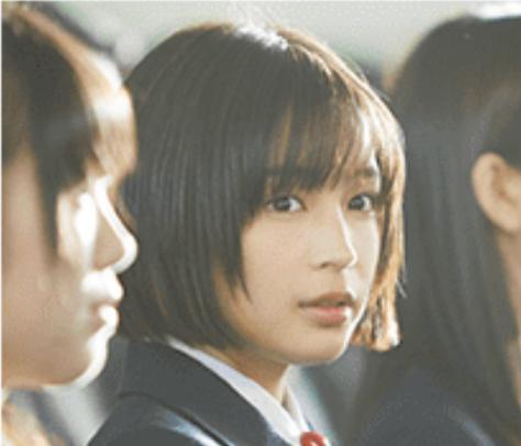 「 先生! 、、、好きになってもいいですか?」の登場人物(俳優名):島田 響(広瀬すず)