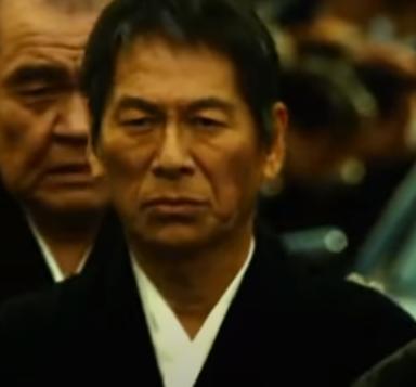 「土竜の唄 潜入捜査官REIJI」の登場人物(俳優名):阿湖正義(大杉漣)