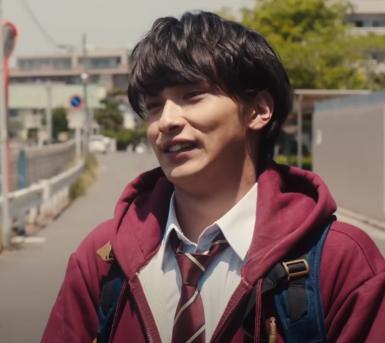 映画「honey」の登場人物(俳優名):三咲渉(横浜流星)