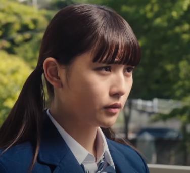 映画「honey」の登場人物(俳優名):西垣雅(浅川梨奈)