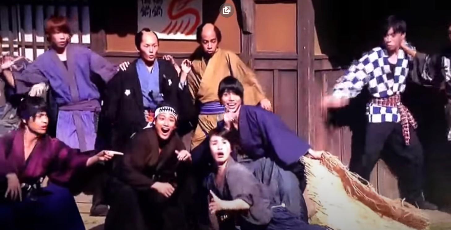 関西ジャニーズJr.の京都太秦行進曲!の監督・キャスト・主題歌・予告編動画