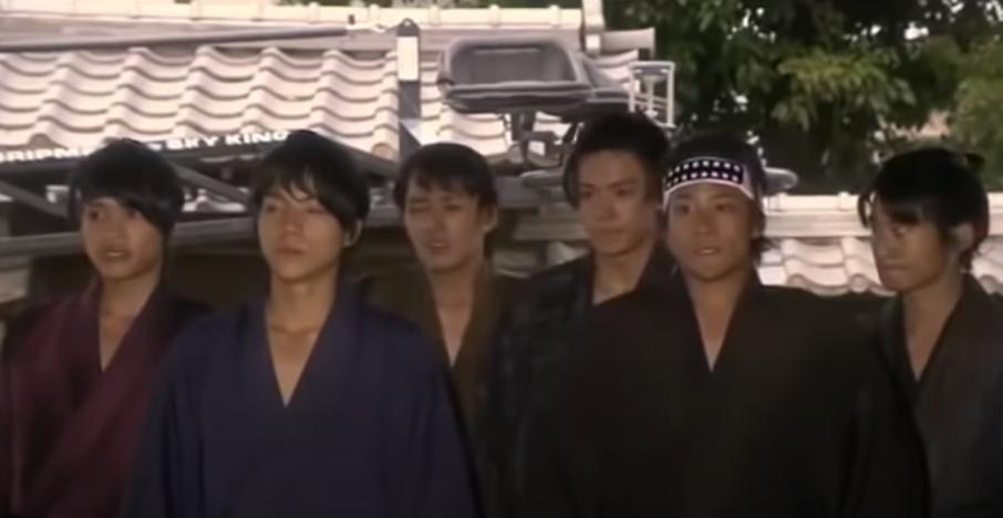 「関西ジャニーズJr.の京都太秦行進曲!」の登場人物(キャスト)