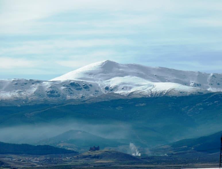 コナン・ザ・グレートのロケ地(聖地):シエラネバダ山脈 (アメリカ合衆国)