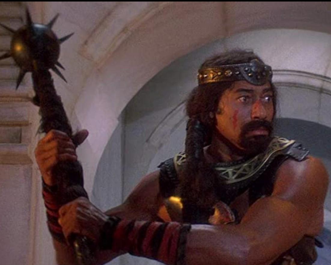 キング・オブ・デストロイヤー/コナンPART2の主要な登場人物:ボンバータ(ウィルト・チェンバレン)
