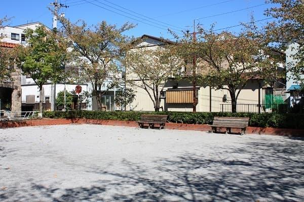スマップ映画「シュート!」のロケ地(聖地):紺屋町公園
