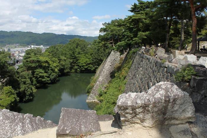 「影武者」のロケ地(聖地):伊賀上野城