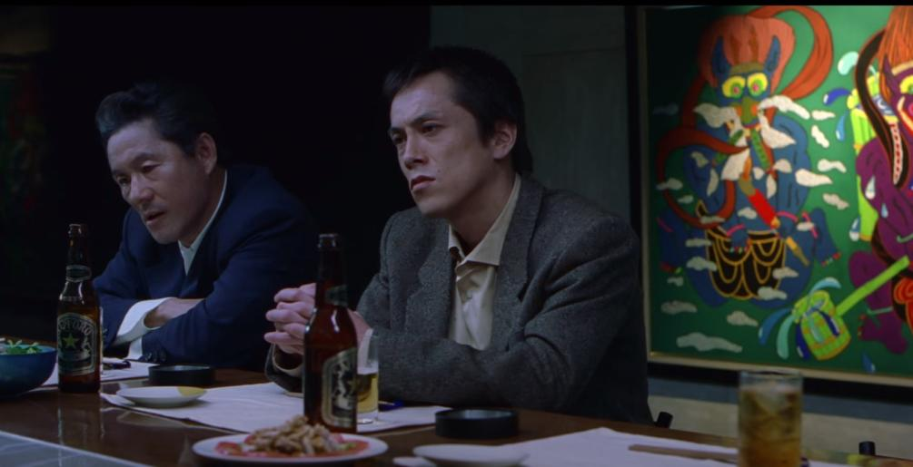 HANA-BIのストーリー・口コミ・評価