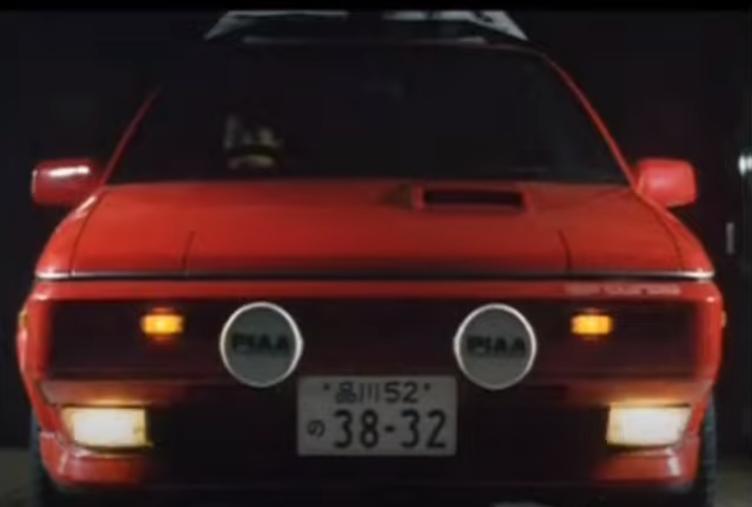 :トヨタ セリカ GT-FOUR(ST165型):トヨタ カローラII リトラ(GPターボ)