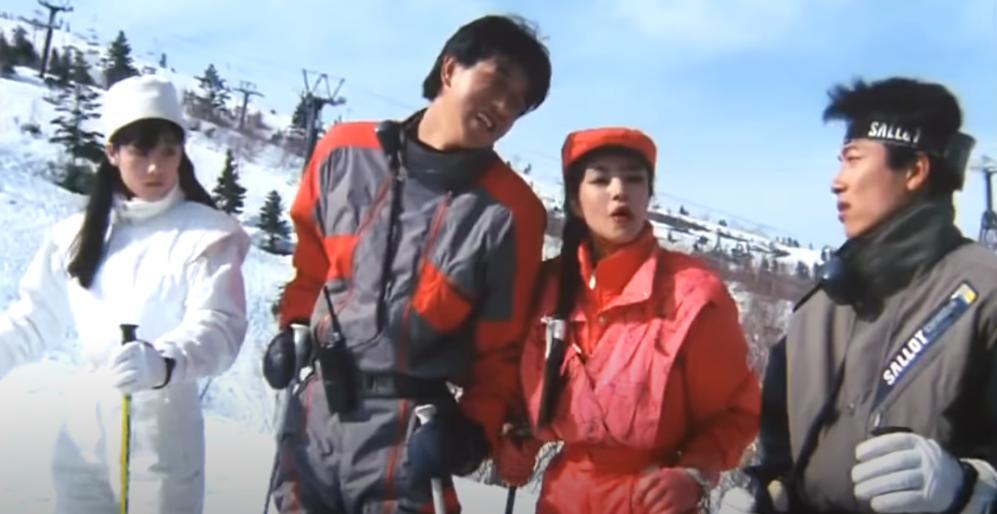 私をスキーに連れてってのストーリー・口コミ・評価