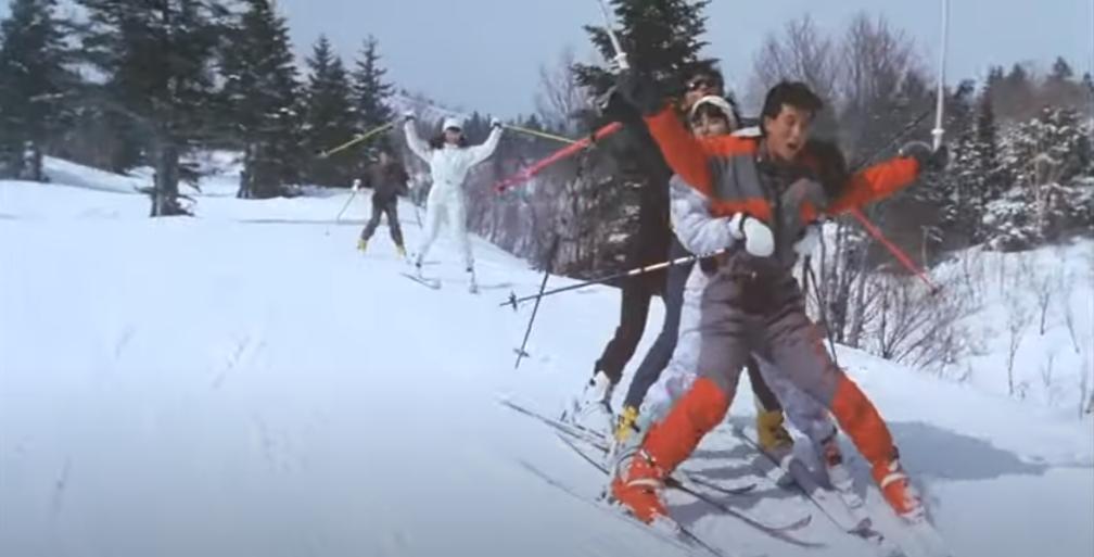 「私をスキーに連れてって」のロケ地(聖地)