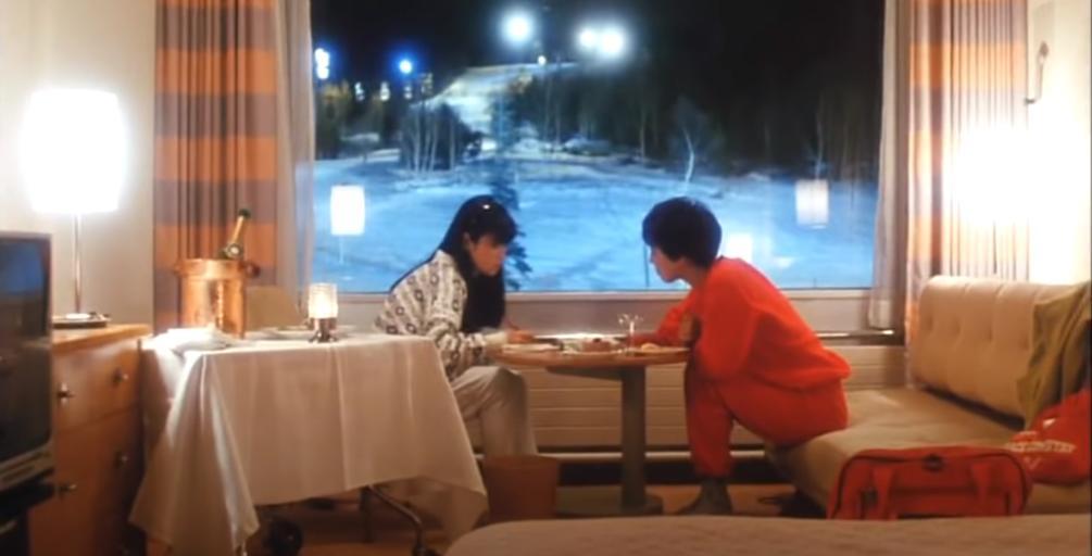 「私をスキーに連れてって」のロケ地(聖地):志賀高原プリンスホテル東館(焼額山スキー場)