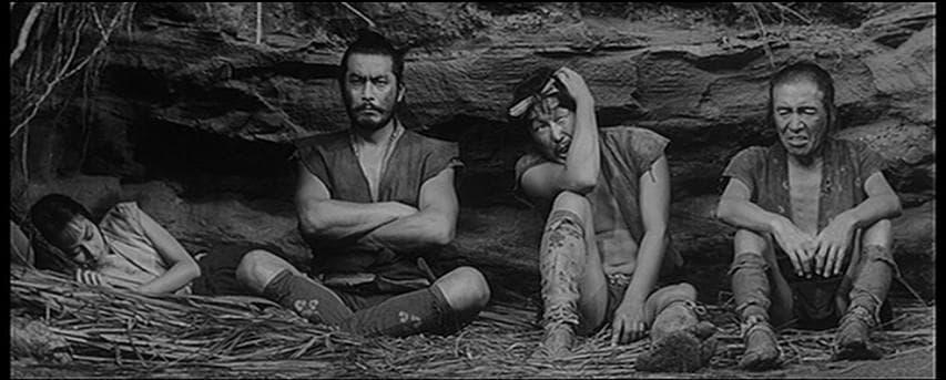 「隠し砦の三悪人」のみんなのレビュー(面白い?つまらない?)